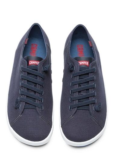 Camper Bağcıklı Spor Ayakkabı Lacivert